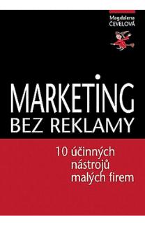 Kniha Marketing bez reklamy