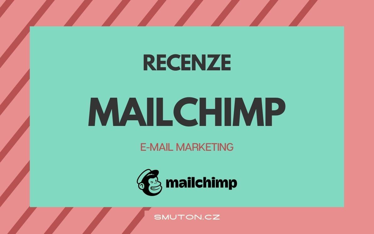 Recente emailingového nástroje Mailchimp