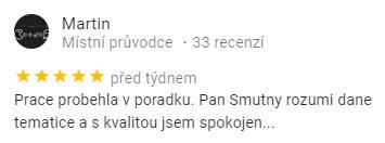 Reference od 1presta.cz a e-shop-rychle.com