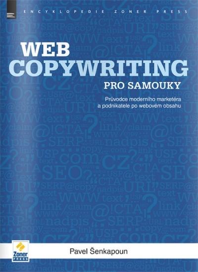 Kniha Web copywriting pro samouky.