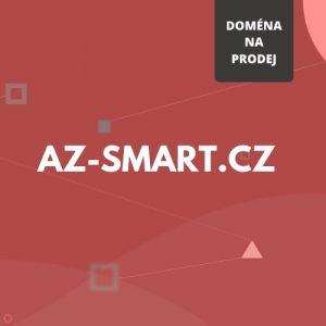 Doména az-smart.cz na prodej
