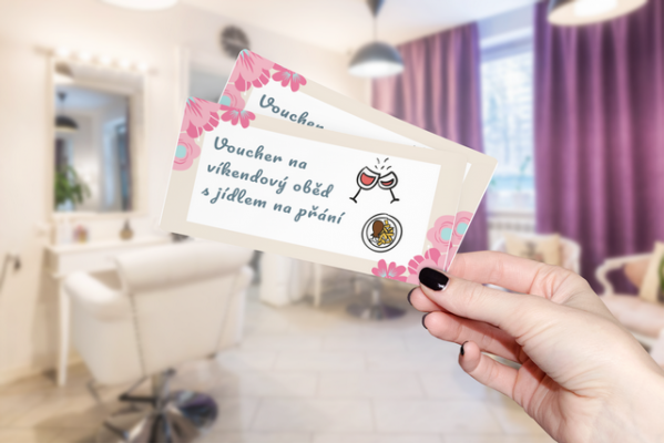 Dárkový poukaz / voucher | Smuton.cz