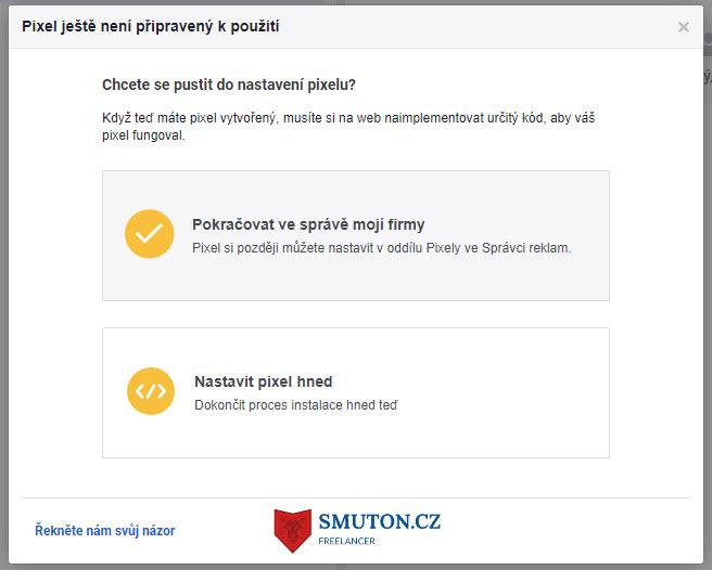 Implementovat FB pixel ihned nebo nechat na později?