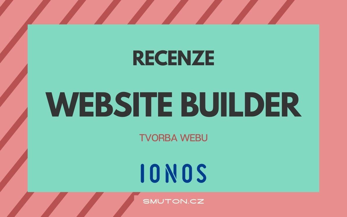 Website builder od Ionos